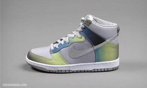 Nike Dunk High Premium – Spring 2010 Release