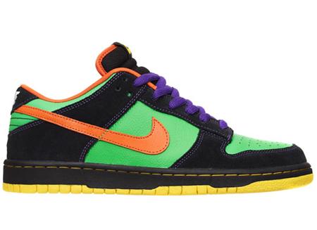 Nike SB Dunk Low Premium – Green Spark / Hoop Orange