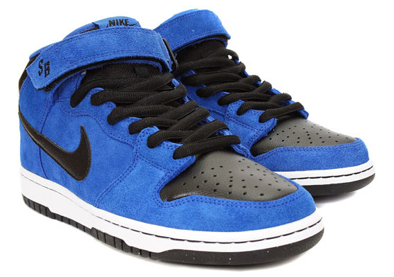 Nike SB Dunk Mid - J-Pack