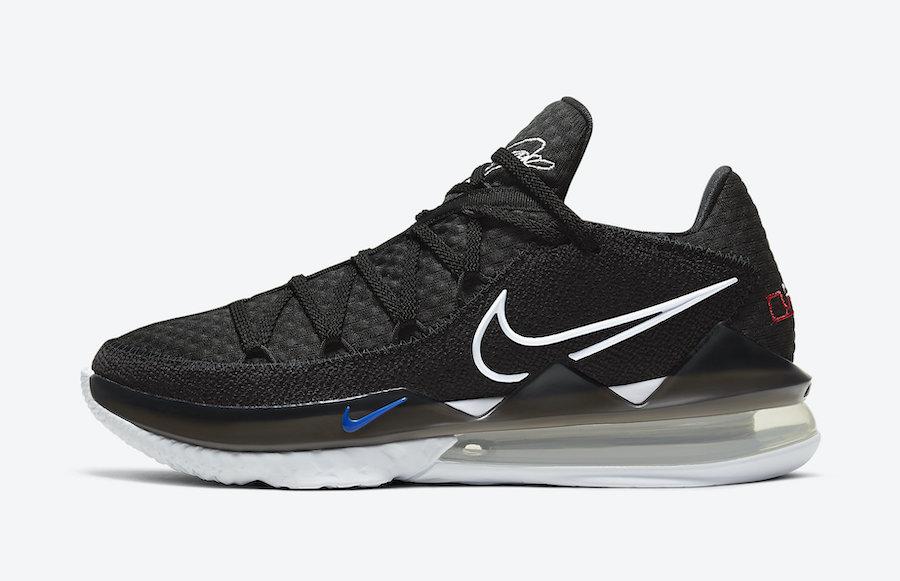 Release Date: Nike LeBron 17 Low LeBron James • KicksOnFire.com