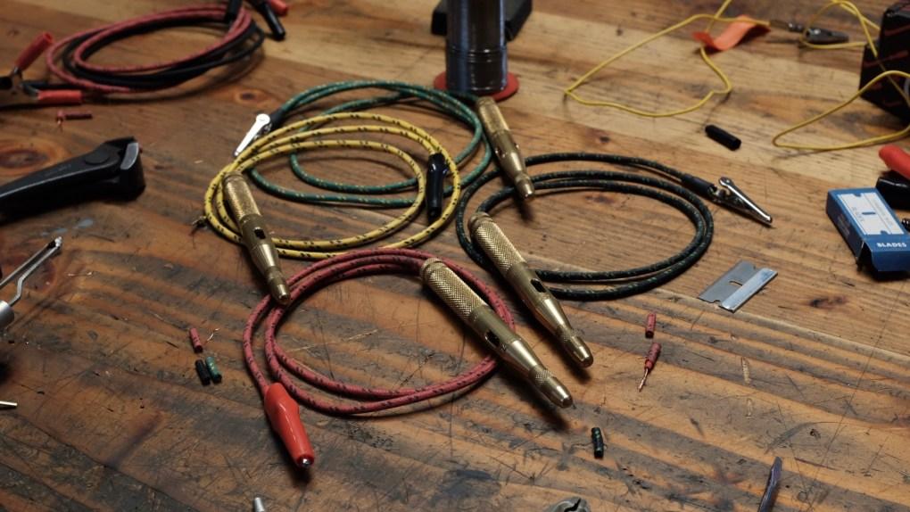 Brass Test Lights