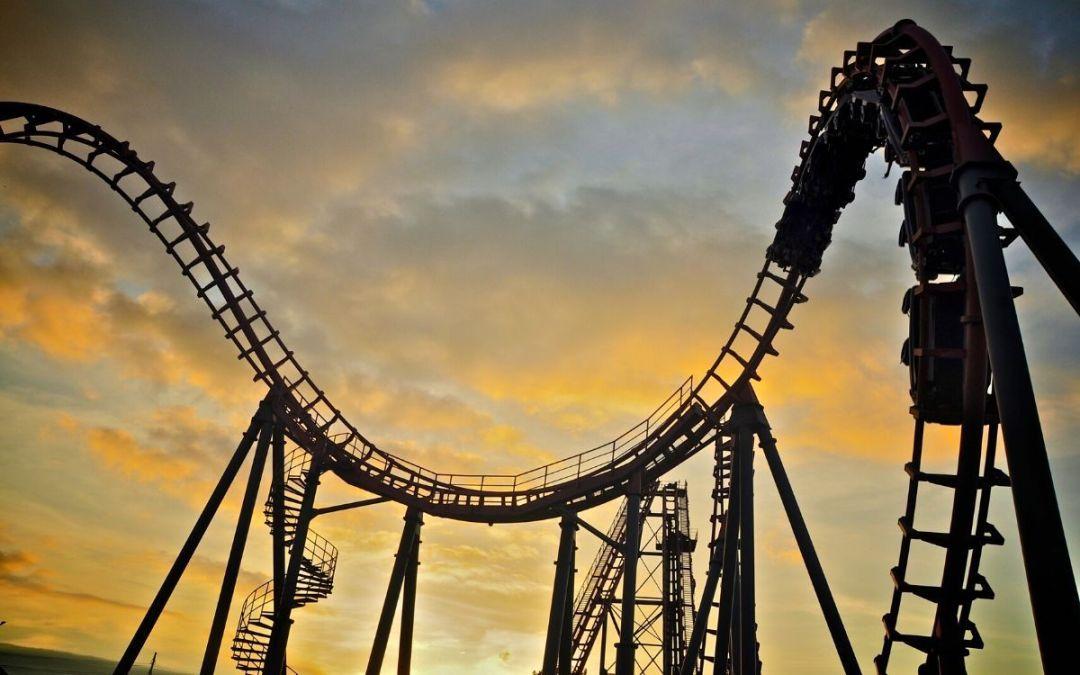 Pandemic Emotional Roller Coaster
