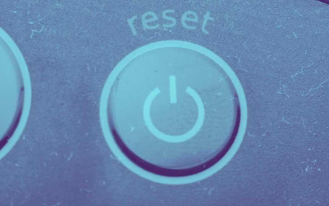 Reset Motivation