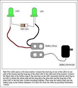 resistancebattery life | Electronics Forum (Circuits