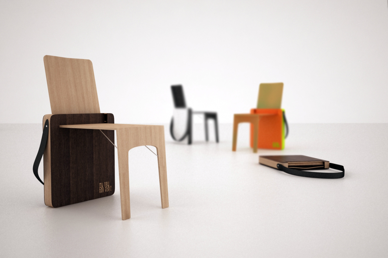chair design ideas folding leg caps 31 creative furniture for small homes