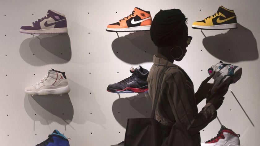 sneaker industry