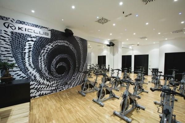 Palestra – Black room