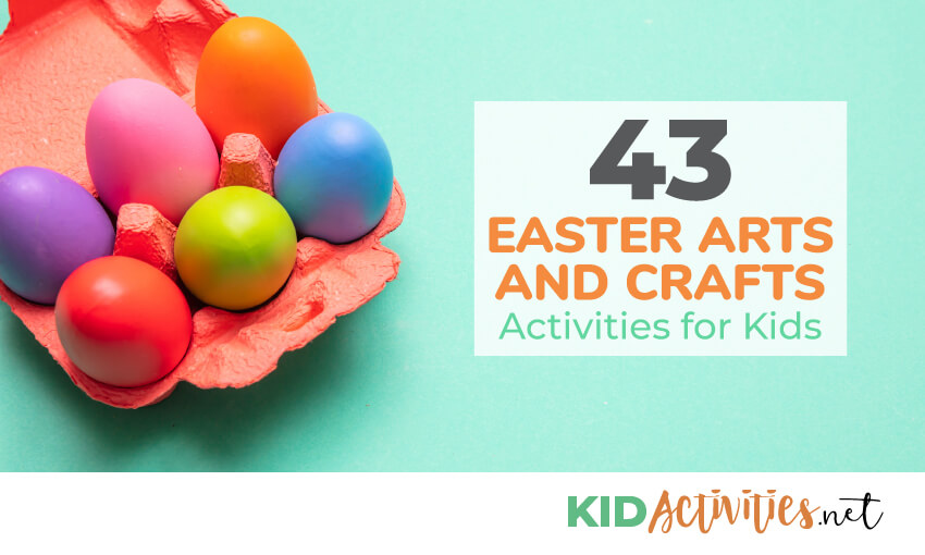 43 easter arts and