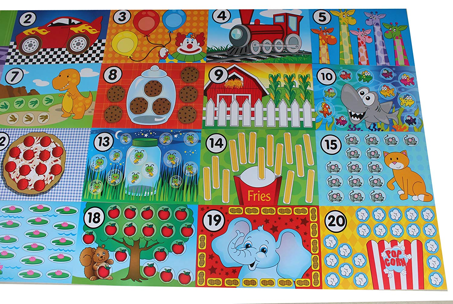 13 One To One Correspondence Games Amp Activities Number Counting Ideas