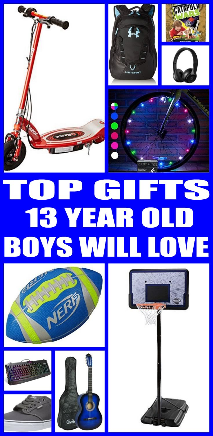 Best Gifts For 13 Year Old Boys SaveEnlarge