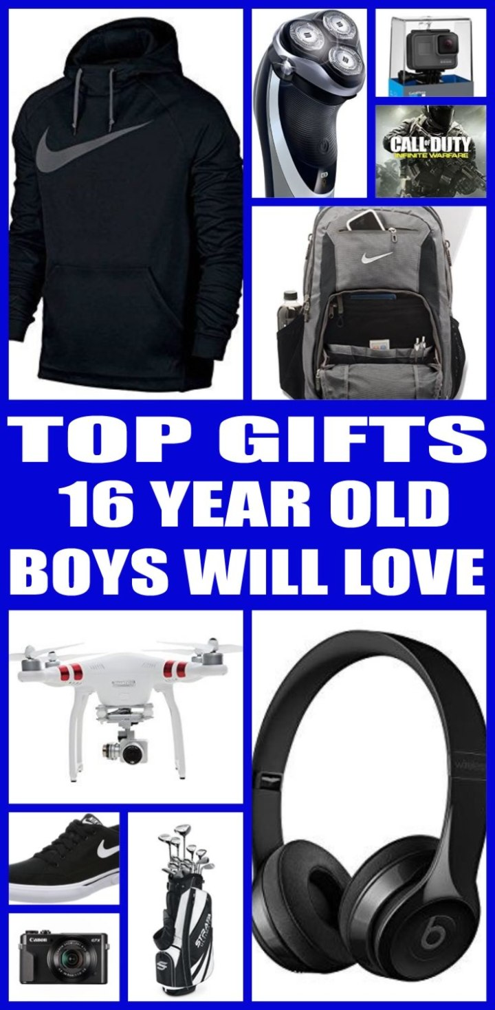 Great Birthday Presents For 16 Year Old Boy Labzada Blouse