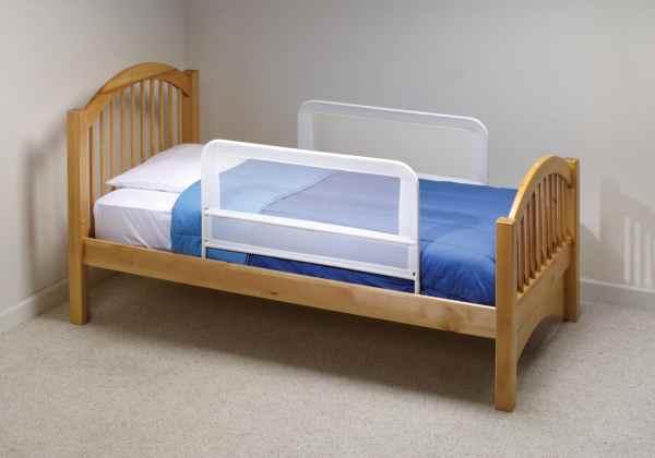 Toddler Mesh Bed Rail