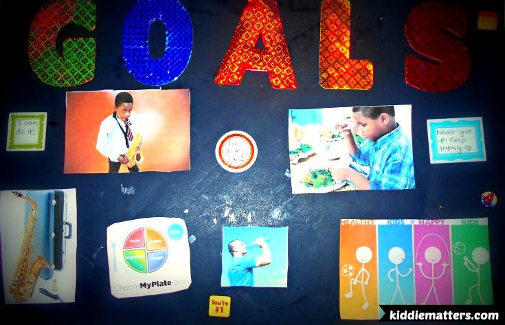 Teaching Children How To Set Goals