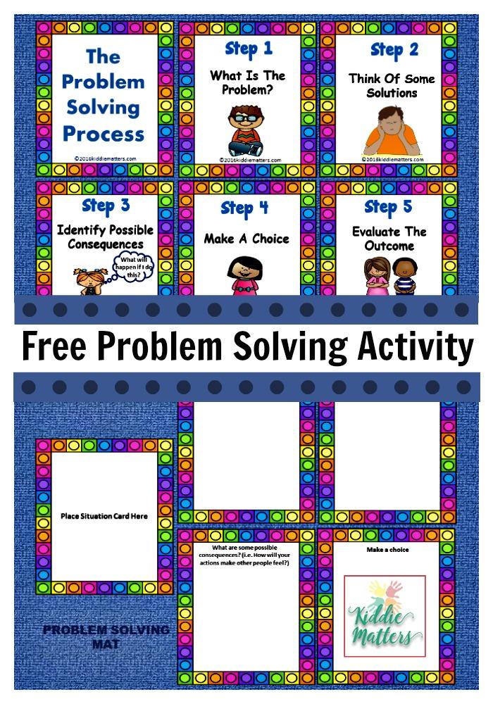 Free Problem Solving Activity