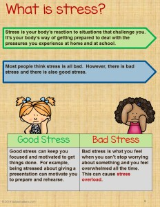 stress management skills