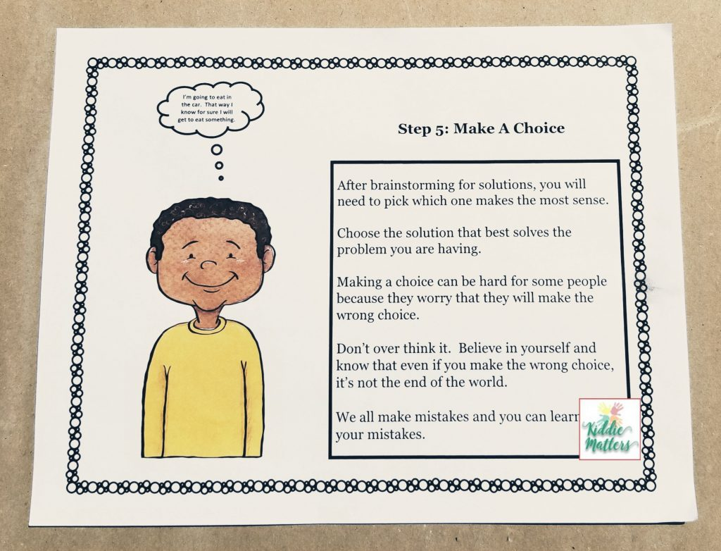 Best Guide For Teaching Kids The Decision Making Process