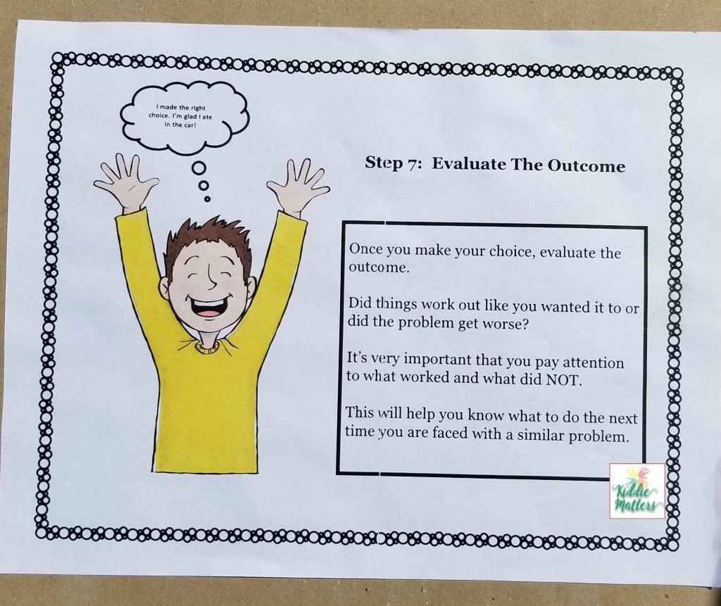 Best Guide For Teaching Kids The Decision Making Process Steps