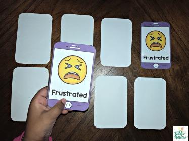 Emotion Regulation Identifying Feelings