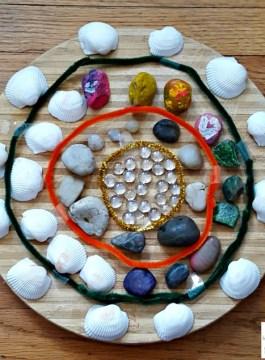Social Emotional Learning Activities Using A Mandala