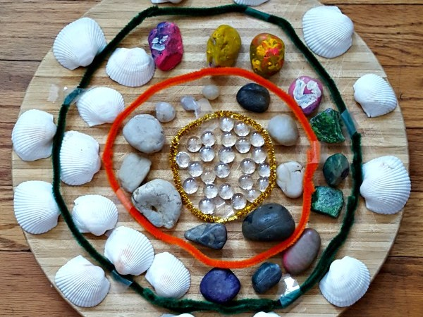 Social Emotional Learning Activities Using A Mandala
