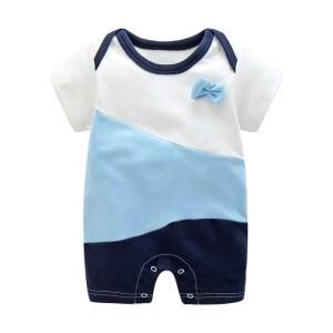 אוברול פפיון כחול