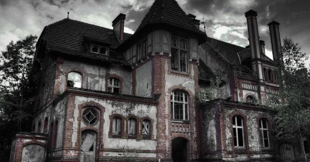 Bad Haunted House Names AUDIO