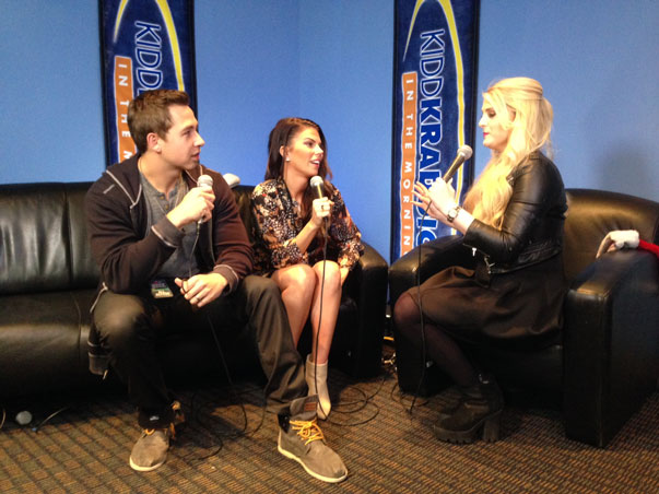 Meghan-Trainor-backstage-interview