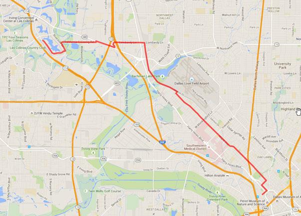 big-al-bikes-to-work-route