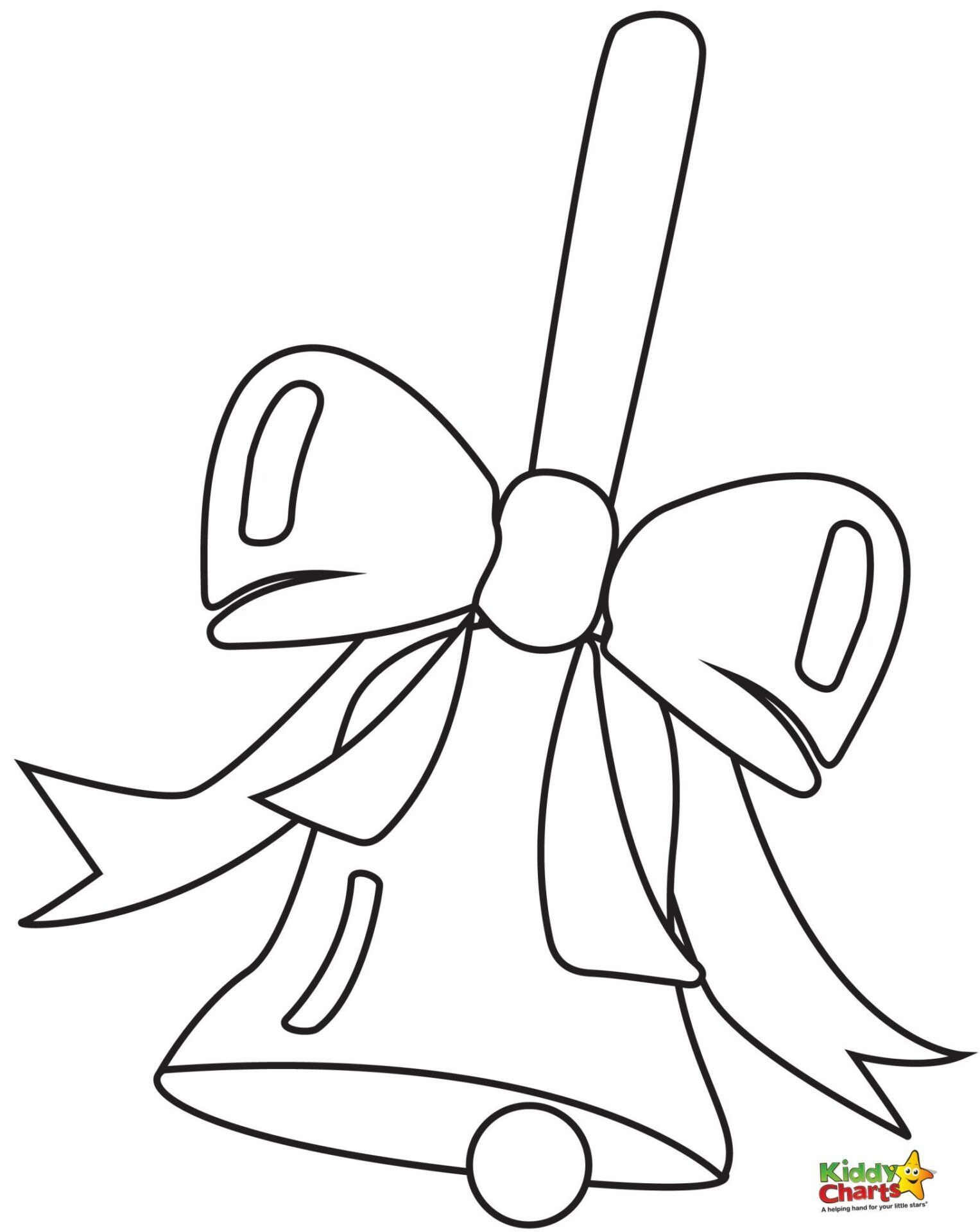 Bell With A Bow