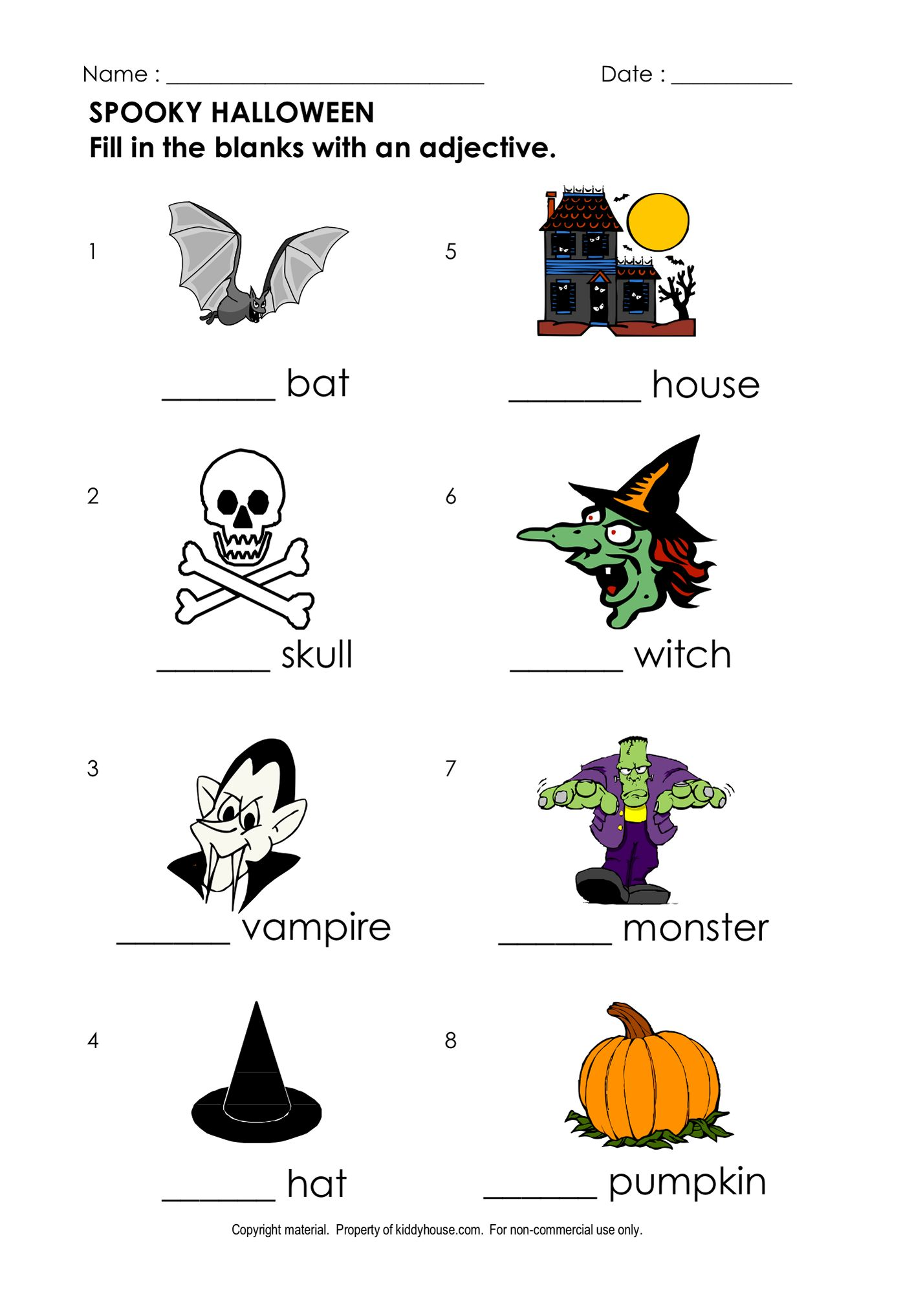 Index Of Themes Halloween Printables