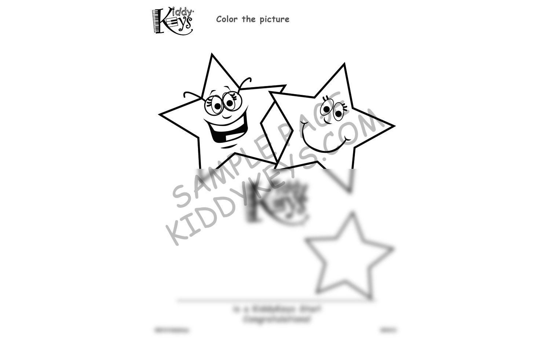 KiddyKeys Level One Curriculum, Materials, and Marketing