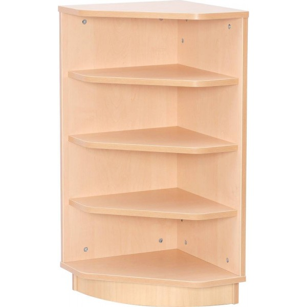 meuble d angle avec etageres