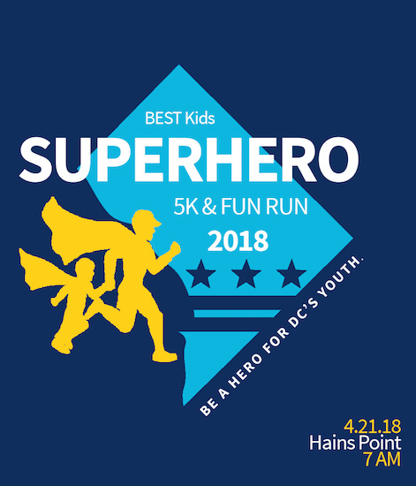 Inc A One On Mentoring Program Contracted Under CFSA For 150 Youth In DCs Foster Care System Is Hosting Its 6th Annual Superhero 5K Fun Run At