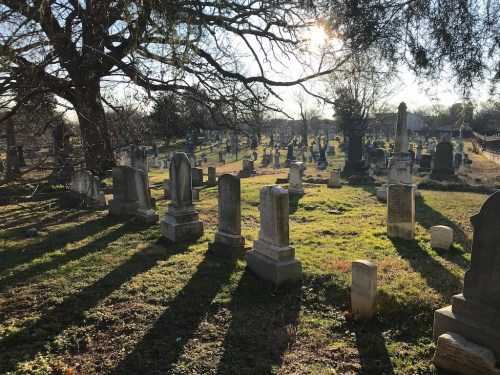 A Cemetery Might Not Be The Most Obvious Place For An Outing With Kids But When