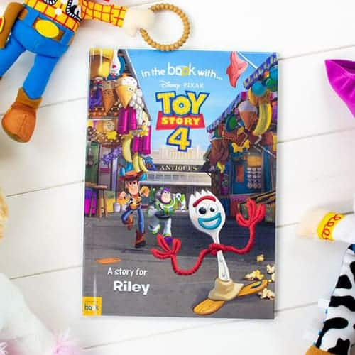 toy story 4 personalised