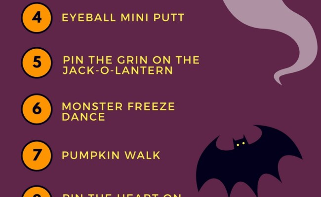 13 Fun Halloween Party Games For Kids Kidloland
