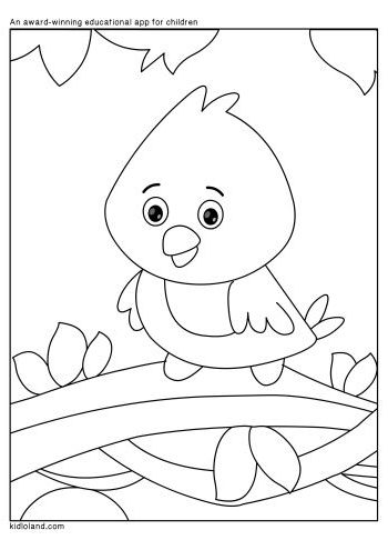 Download Free Coloring Pages 105 and educational activity