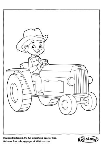 Download Free Coloring Pages 39 and educational activity