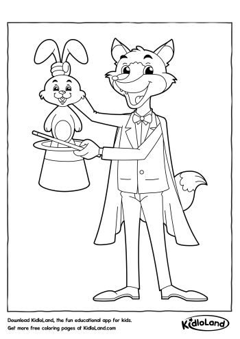 Download Free Coloring Pages 42 and educational activity