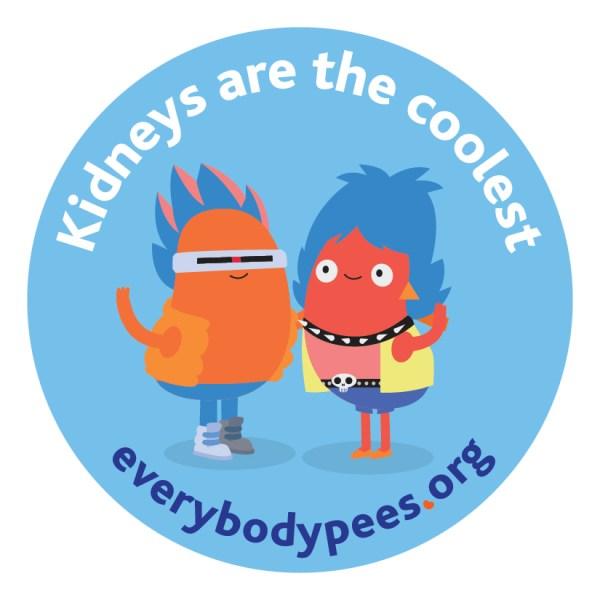 Kidney Health Education Clip Arts Cliparts