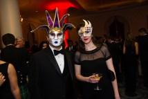 Black Tie Masquerade Ball