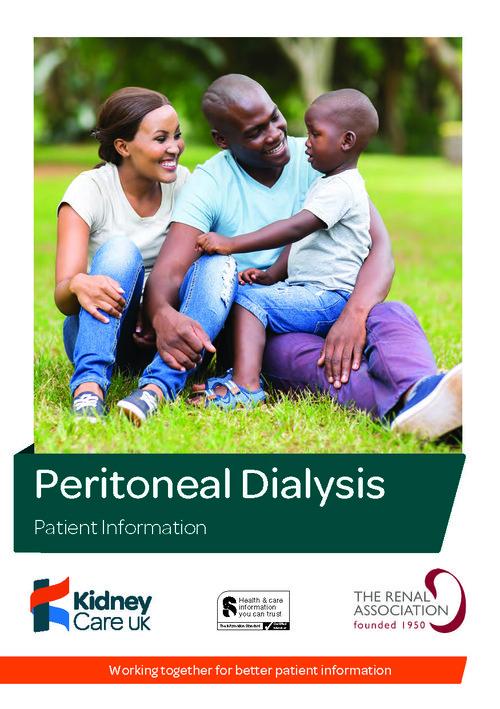Peritoneal dialysis PD  Kidney Care UK
