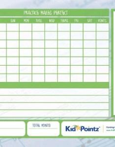 Music practice cello also kids charts weekly schedule kid pointz rh kidpointz