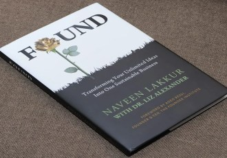 FOUND by Naveen Lakkur & Dr Liz Alexander