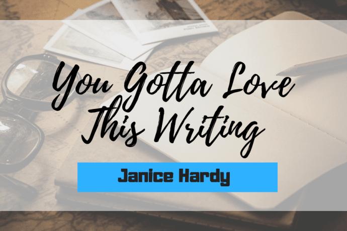 Janice Hardy (Fiction University) YGLTW- KIDPRESSROOM