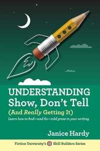 Understanding Show Don't Tell by JH - KIDPRESSROOM