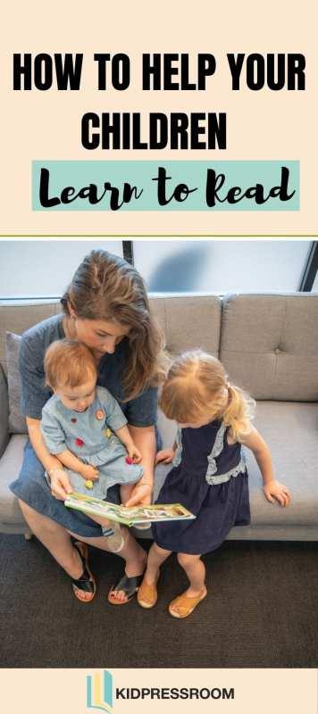 How to Help Children to Read - KIDPRESSROOM