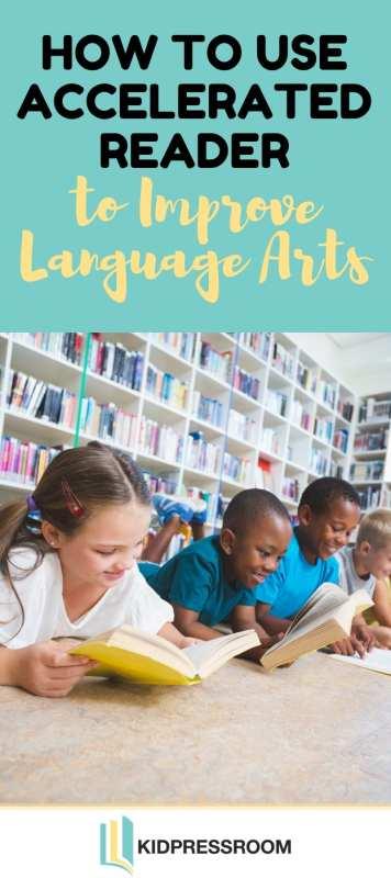Using Accelerated Reader Reading Program to Improve Language Skills - KIDPRESSROOM