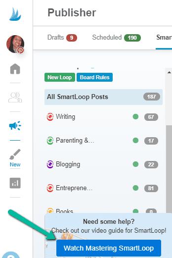 SmartLoop Screenshot
