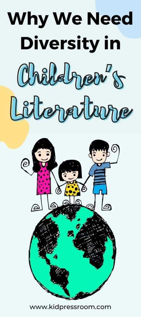 The Importance of Diversity in Children's Books - KIDPRESSROOM